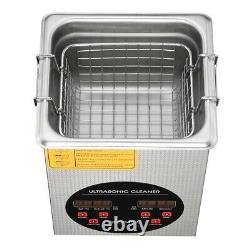 1.3L6L 10L 15L Ultrasonic Cleaner Stainless Steel Industry Heated Heater withTimer
