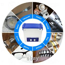 10L 15L Stainless Steel Heated Ultrasonic Cleaner Washing Machine Cleaning Timer