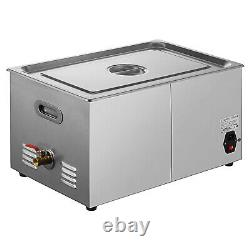 22L Liter Ultrasonic Cleaner Digital Cleaning Equipment Industry Heated With Timer