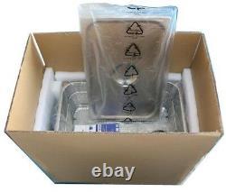 28L Industrial Ultrasonic Cleaner Dental Lab Equipment Timer Heat 1200W 40KHz