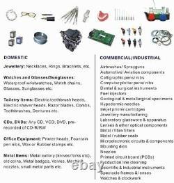 28L Industrial Ultrasonic Cleaner Dental Lab Equipment Timer Heat DR-MH280 480W