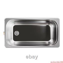 30L 600W Digital Jewelry Ultrasonic Cleaner Cleaning Machine Heated Heater Tank