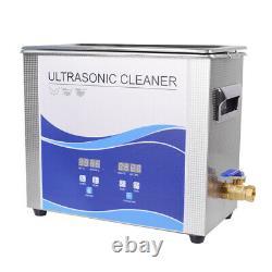 30L Digital Ultrasonic Cleaner Machine 600With600W with Heating Bath Dental Tool