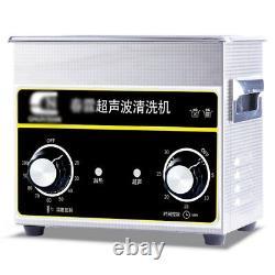 30L Professional Digital Ultrasonic Cleaner Machine with Timer Heated 110V-240V