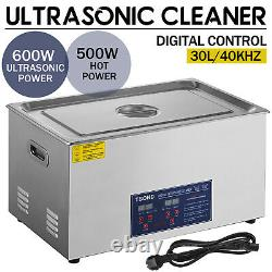 30L Ultrasonic Cleaner Stainless Steel Industry Heated Heater withTimer