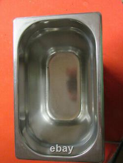 Barnstead Labline Ultrasonic Cleaner With Heat #9307 Made By Elma