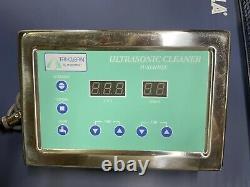 BrandMax U-5LHREC Dental / Medical Heated UltraSonic Cleaner