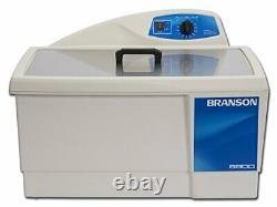 Branson 8800 MH Heated Ultrasonic Cleaner Bath, 20.8l