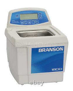 Branson CPX1800H 0.5 Gal. Digital Heated Ultrasonic Cleaner, CPX-952-118R