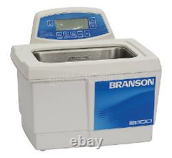 Branson CPX2800H 0.75 Gal. Digital Heated Ultrasonic Cleaner, CPX-952-218R