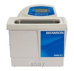 Branson CPX3800H 1.5 Gal. Digital Heated Ultrasonic Cleaner, CPX-952-318R