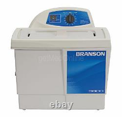 Branson M3800H 1.5 Gal. Heated Ultrasonic Cleaner withMech. Timer, CPX-952-317R