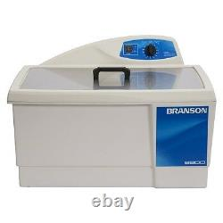 Branson M8800H Ultrasonic Cleaner with Mechanical Timer & Heat CPX-952-817R