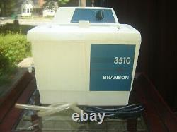Branson Ultrasonic Cleaner 3510R, Heated with Timer