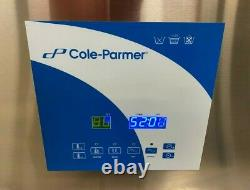 Cole-Parmer 08895-72 20 Liter Ultrasonic Cleaner with Digital Timer and Heat