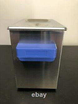 Cole-Parmer 3 Liter Ultrasonic Cleaner with Digital Timer and Heat 120V 08895-05
