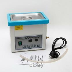 Dental Stainless Steel 5L Liter Industry Heated Ultrasonic Cleaner Heater