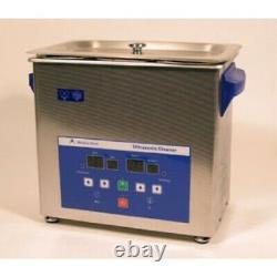 Digital Heated Ultrasonic Cleaner UD100SH-3LQ Capacity 2.75 litres HU152