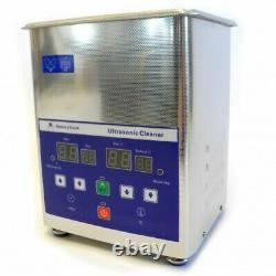 Digital Heated Ultrasonic Cleaner UD50SH-2LQ Capacity 1.75 litres HU151