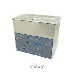 Digital Ultrasonic Cleaner 3 Litre Professional Tank Heated Ultrasonic Bath