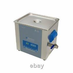 Digital Ultrasonic Cleaner 9L Tank Heated Ultra sonic Bath Cavitek Technology