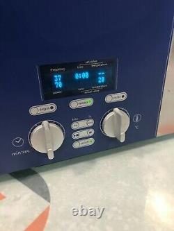 ELMA Sonic Elmasonic Heated Ultrasonic Cleaner P 300 H with Basket and lid P300H