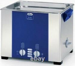 Elma Elmasonic S100H 9.5 Liter Heated Ultrasonic Cleaner And Basket