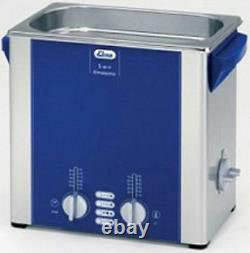 Elma Elmasonic S40H 4.25 Liter Heated Ultrasonic Cleaner And Basket, NEW