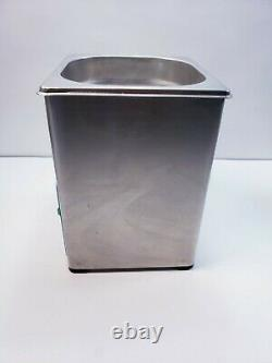 Elma Ultrasonic Cleaner LC20H Sonicator with Heating Great Condition TESTED