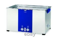 Elmasonic S300H Heated Ultrasonic Cleaner 7.5 Gallon 1071165 19.9 x 11.8 x 7.9
