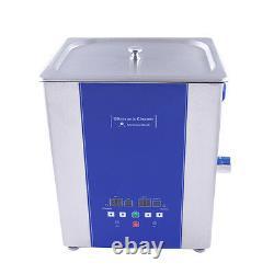 Eumax Ultrasonic cleaner 10L 6x50watt transducer & heating & digital LED panel