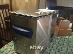 Heated Ultrasonic Cleaner Xps240-4L By Sharpertek