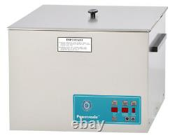 NEW! Crest Powersonic P1800D-45 5.25 Gal Heated Ultrasonic Cleaner, 1800PD045-1