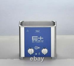 NEW Elma Elmasonic E Plus EP10H. 8 Liter Heated Ultrasonic Cleaner And Basket