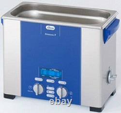 NEW Elma Elmasonic P60H 5.75 Liter Heated Digital Ultrasonic Cleaner And Basket