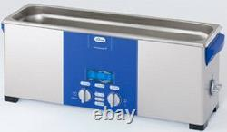 NEW Elma Elmasonic P70H 6.9 Liter Heated Digital Ultrasonic Cleaner And Basket