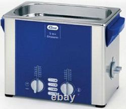 NEW Elma Elmasonic S30H 2.75 Liter Heated Ultrasonic Cleaner And Basket
