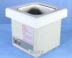 NEY Ultrasonik 2 QT/H Heated Ultrasonic Cleaner Dental Surgical Tabletop