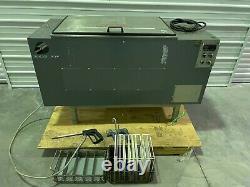 Omegasonics 3600XW 3600 XW 75 Gallon Heated Ultrasonic Cleaner System