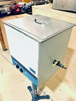 SONICOR Ultrasonic Cleaner, 10 Gallons 38L, Timer & Heat, Parts Cleaner SC-650TH
