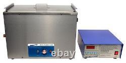 SharperTek Digital 10 Gallon Ultrasonic Heated Cleaner and Basket SH720-10G