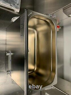 Shield Ultrasonic Cleaner 5.2L (1.37g) Brand New Unit. Heating, Digital, 25kHz