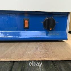 Sonic IV Ultrasonic Cleaner Model SS-103 Cavitation Timer with Heat Switch Works