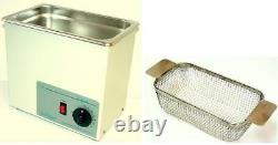 Sonicor 2.5 Gallon SC-211TH Heated Ultrasonic Cleaner
