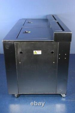 Steris Caviwave 20 Gallon Large Heated Ultrasonic Cleaner Tested with Warranty