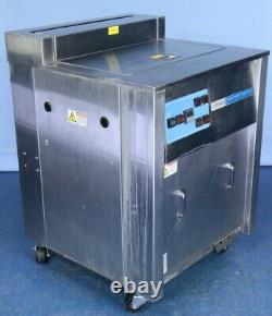 Steris Caviwave CAVI-11-W-E Large Heated Ultrasonic Cleaner Tested with Warranty