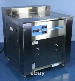 Steris Caviwave CAVI-20-W-E Large Heated Ultrasonic Cleaner Tested with Warranty