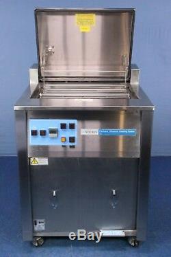 Steris Caviwave CAVI-20-W-E Ultrasonic Cleaner Large Heated Ultrasonic Warranty