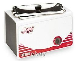 Tuttnauer CSU1-H 1 Gallon Ultrasonic Cleaner with Heat