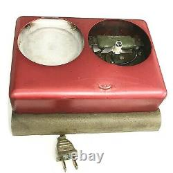 Watchmaster Ultrasonic Watch Cleaner TYPE A-1 Model! UPPER HEATING DRYING PART